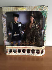 Limited Edition Romeo & Juliet Barbie & Ken Together Forever Collection