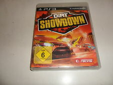 Playstation 3 Dirt EPREUVE de force