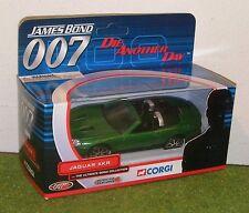 CORGI JAMES BOND 007 DIE ANOTHER DAY - JAGUAR XKR - TY07601