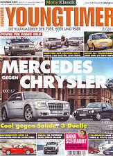 Youngtimer 2/17 Mercedes E 430 W210/SLK 230 1996/Crossfire Ca/300C 5.7 Hemi/2017