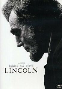 LINCOLN  DVD DRAMMATICO
