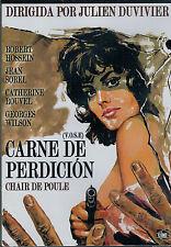 Carne de Perdición (v.o.s.e.) DVD
