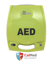 Zoll AED Defibrillator Plus W/ CPR-D Pads and Zoll OEM Batteries-4 YR Warranty