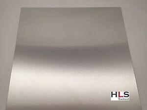 1-3mm Edelstahlblech Edelstahlplatte 1.4301 Größe wählbar