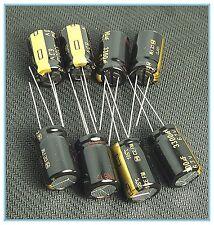 10pcs 3300uf 6.3v Panasonic Radial Electrolytic Capacitor 6.3v3300uf FM Low ESR