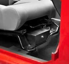 2007-18 Jeep Wrangler JK Bestop Passenger's Side Under Seat Locking Storage Box