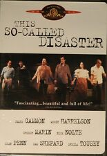 THIS SO-CALLED DISASTER (2003) Sean Penn Woody Harrelson Sam Shepard Nick Nolte