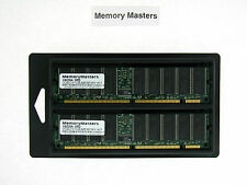 X5025A 2GB (2x1GB) PC133 Sun LX50 Compatible Memory
