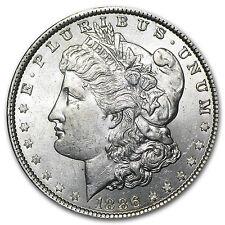 1886 Morgan Silver Dollar BU - SKU #9500