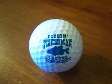 Logo Golf Ball-Fibbin Fisherman Lounge.Iowa.