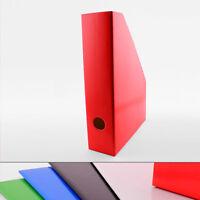 Stehsammler A4 Pappe faltbar Sammelbox div Farben Wellkarton