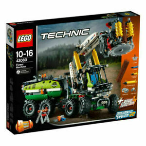BRAND NEW & SEALED LEGO 42080 TECHNIC FOREST TRUCK 2 IN 1 TRACTOR WITH LOG TRAIL