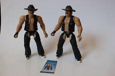 WWF Tag team NEW BLACKJACKS Bradshaw Windham Action Figure 2-Pack WWE Jakks