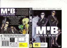 MIM:Men IN Black-Animated Series-1997/01-TV Series USA-Volume Two-6 Episodes-DVD