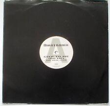 """MANTRONIX STEP TO ME (DO ME) 3 MIXES ON 12"""" VINYL PROMO SINGLE 1991"""