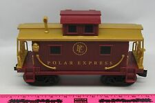 Lionel The Polar Express Caboose G gauge
