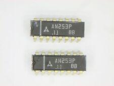 "AN253  ""Original"" Panasonic (Matsushita)  16P DIP IC  2  pcs"
