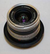 Fujifilm TX-1 TX-2 Super EBC Fujinon 45/4 Hasselblad Xpan Lens for GFX 50S