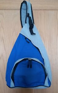 One Shoulder Single Strap Bag Cross Body Sling Backpack Sports Rucksack