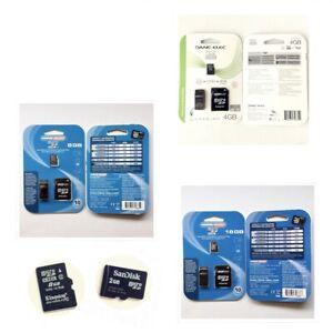 Kingston Dane-Elec 4GB 8GB 16GB Micro SD Card