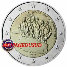 2 Euro Commémorative Malte 2013 - Autonomie du Gouvernement