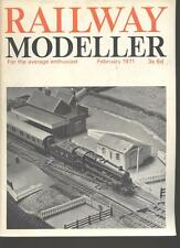 Railway Modeller - March 1971