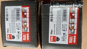 TOX Maschinendübel HAC M10 x 65mm ohne Schraube 50x