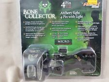 New Bone Collector 4 pin site  with lite and level