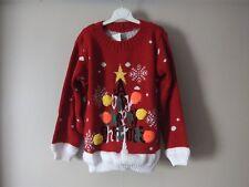 Boy's Feliz Navidad Jumper 5-6 años