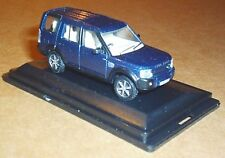 Oxford Blue Diecast Cars, Trucks & Vans