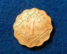1944 India 1 Anna - Great Coin - SEE PICS