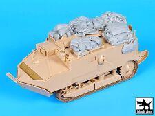 Black Dog 1/35 Schneider CA French Tank WWI Accessories Set (Hobby Boss) T35194