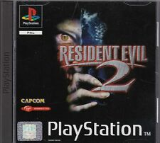Resident Evil 2 | PS1 | Sony Playstation 1 | CIB | OVP | PSX