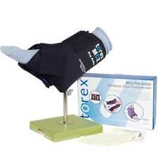Torex MC2 Pro Ankle Cryo Compression Boot w/ Inserts