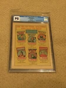 Batman 1 CGC PG (1st app of Joker from Spring 1940!!) + magnet