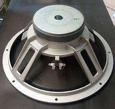 "Technical Pro MAX 15"" 1500W PA/DJ Raw Replacement Woofer/Speaker"