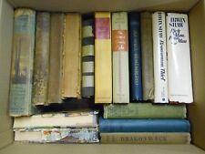 Large Lot of 16 Vintage Hardback Books