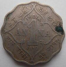 INDIA 1 ANNA 1910
