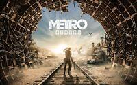 Metro Exodus Steam Epic offline (multiple accounts) + FREE bonus 140 PC GAMES