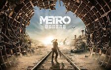 Metro Exodus Steam offline + free bonus 92 PC games