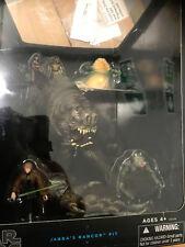 STAR Wars Il NERO SERIE GIOCATTOLI R (USA) Us esclusivo Jabba rancore Pit