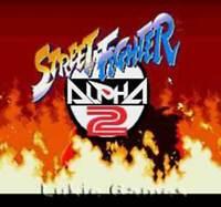 Street Fighter Alpha 2 - SNES Super Nintendo Game