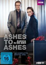 ASHES TO ASHES - SEASON 3 - Region 2 (UK) - DVD - 3 Discs - Keeley Hawes