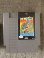 HYDLIDE NES NINTENDO GAME CART ONLY Very Good - with case