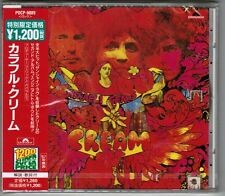 Sealed CREAM Disraeli Gears ERIC CLAPTON JAPAN CD POCP-9089 w/OBI 1997 reissue