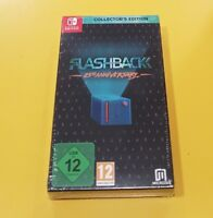 Flashback 25th Anniversary Collector's Edition GIOCO NINTENDO SWITCH NUOVO