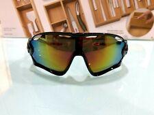 Aviator UV Sun Glasses Ski Cycling Golf Bike Driving HD Vision Mirror Anti Glare