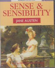 Jane Austen Sense & Sensibility 2 Cassette Audio Book Miranda Richardson