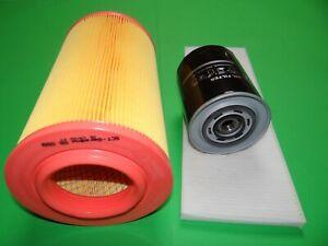 Ölfilter Luftfilter Pollenfilter Fiat Ducato 230/231/232/234, 2.5 & 2.8 Diesel