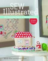 Sew Illustrated - 35 Charming Fabric and Thread Designs : 16 Zakka Projects: ...